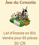 Âne du Cotentin / Âne => Lait d'Anesse Sans_360