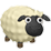 Brebis /Mouton Valentin/Mouton Vert/Mouton d'Halloween/Mouton de Noël/Mouton d'Hiver/Mouton Printanier/Mouton Fêtard/Brebis Rouge => Laine Yellow11