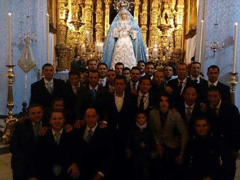 Rosario de la Aurora de María Santísima de los Dolores - Hdad Misericordia Img-2014