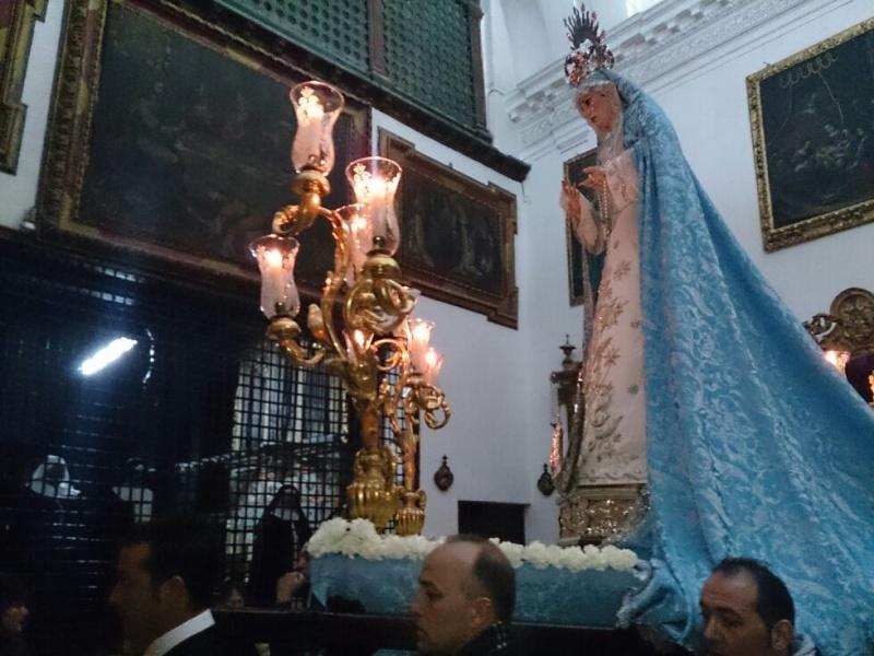 Rosario de la Aurora de María Santísima de los Dolores - Hdad Misericordia Img-2015
