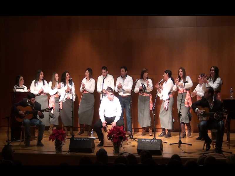 Video: Concierto Navidad Hermandad Esperanza - Arahal 22/12/2013  Sin_ta10