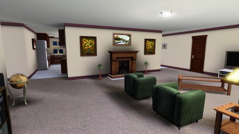 Standard Living Modular Home Scree252