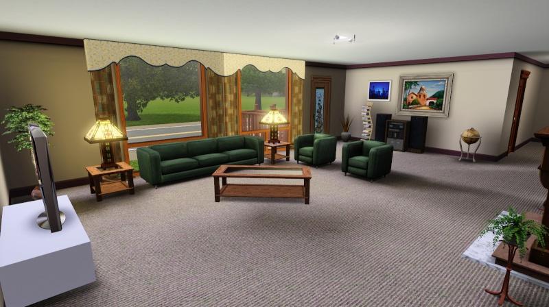Standard Living Modular Home Scree253