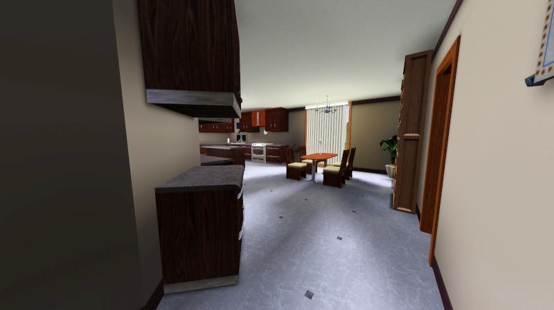 Standard Living Modular Home Scree254
