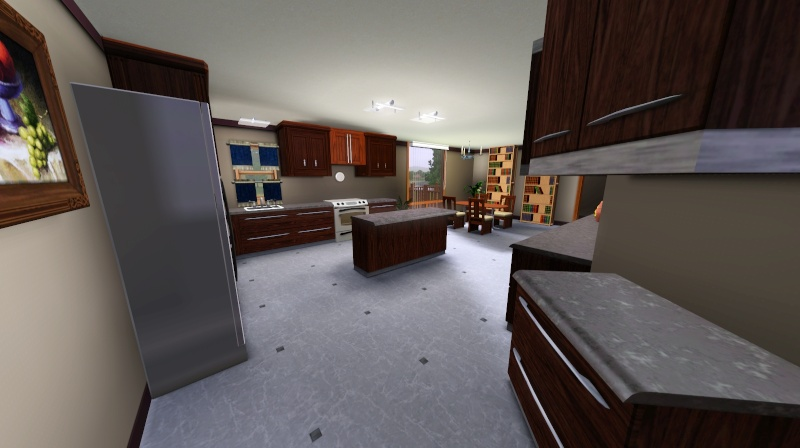Standard Living Modular Home Scree255