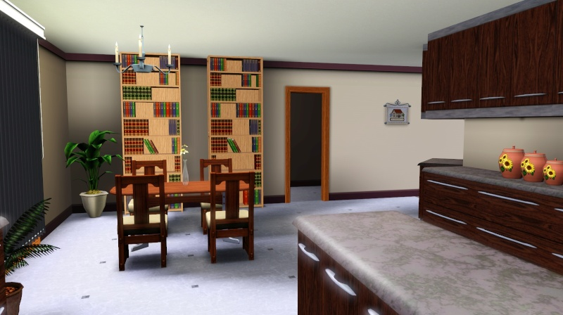 Standard Living Modular Home Scree257