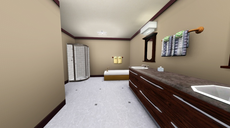 Standard Living Modular Home Scree261