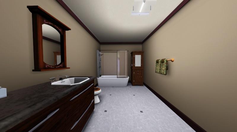 Standard Living Modular Home Scree263
