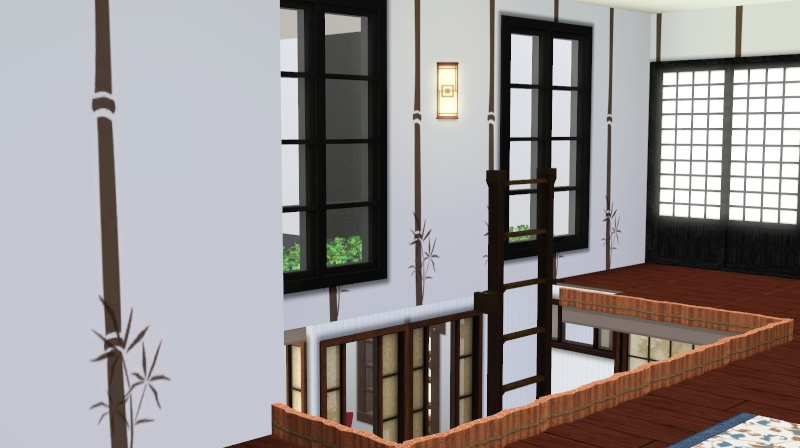 Modern Japanese Inspired Home Scree359