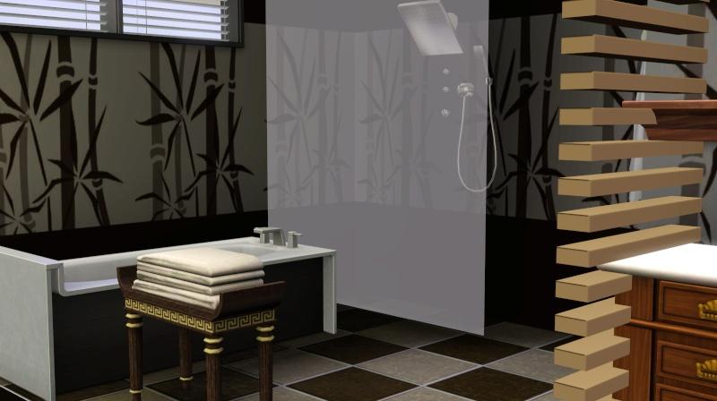 Modern Japanese Inspired Home Scree360