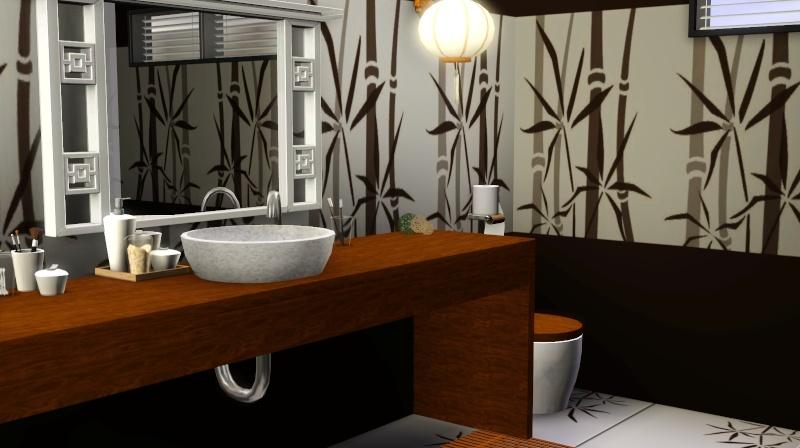 Modern Japanese Inspired Home Scree362