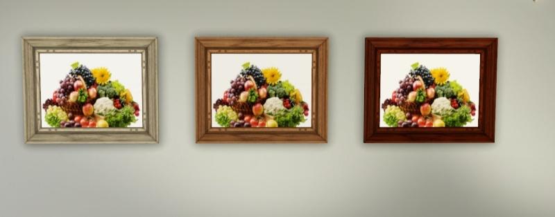 Kitchen prints 1 & 2 Scree385