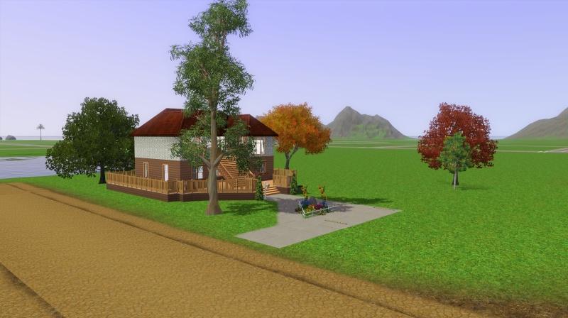 Quaint Cottage Scree428