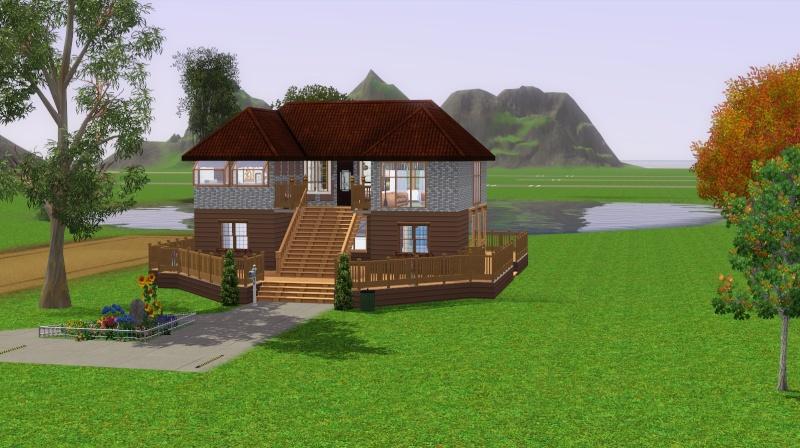 Quaint Cottage Scree429