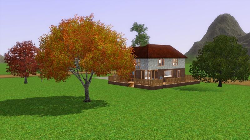 Quaint Cottage Scree430