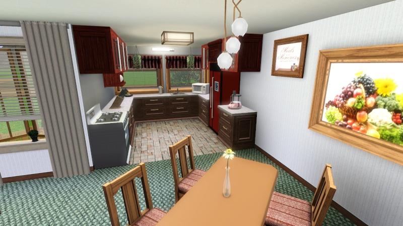 Quaint Cottage Scree431