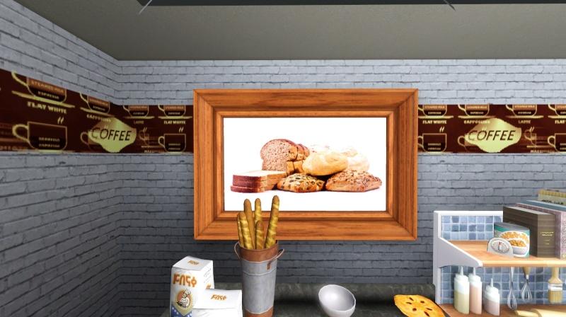 Breaking Bread Scree613