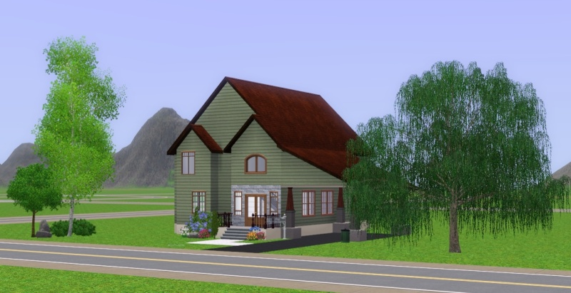 Base + Seasons starter home Scree646