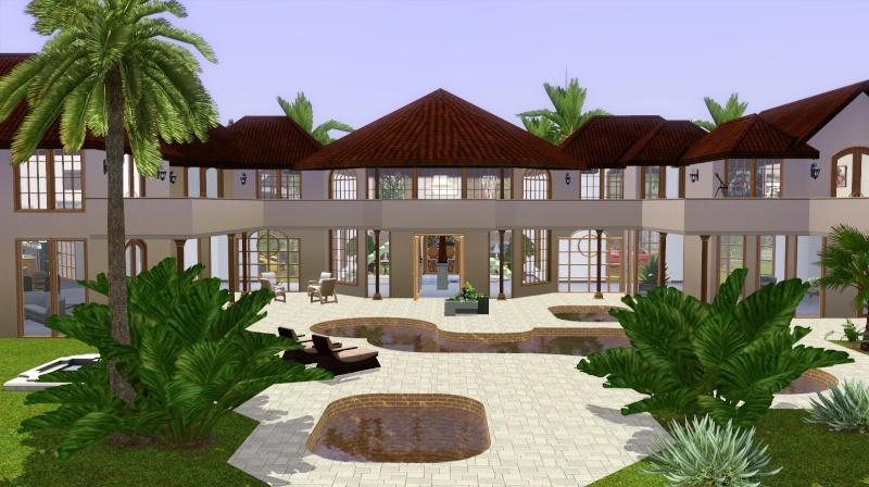 Palm Mansion Scree675