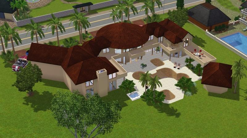 Palm Mansion Scree686