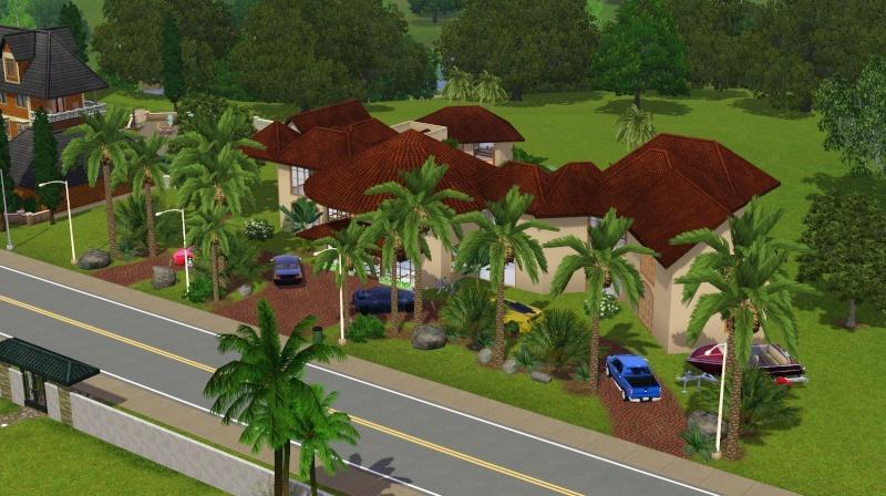Palm Mansion Scree687