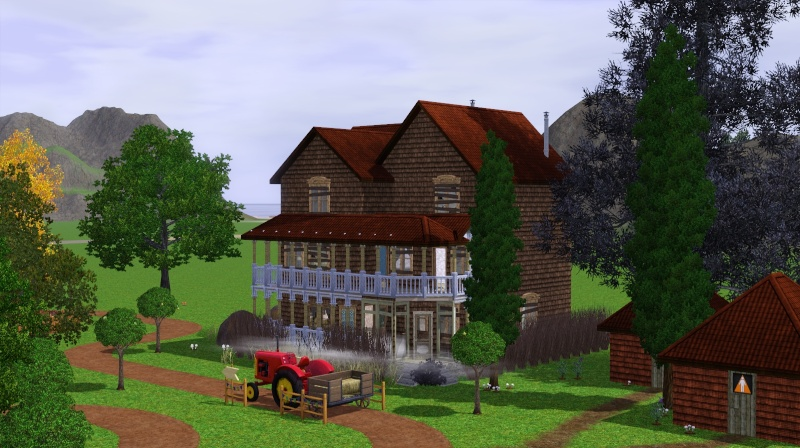 Old Farm Orchard-Redone/renamed Scree723