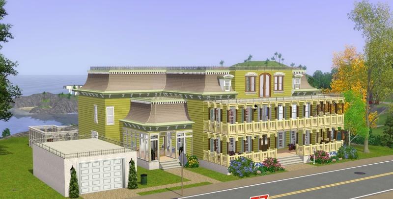 Sunny Manor Scree732