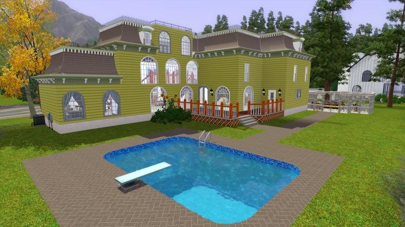 Sunny Manor Scree733