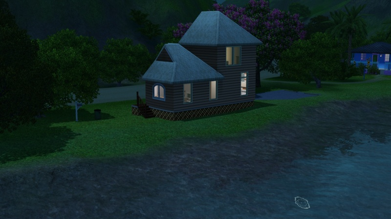Tiny House Scree755