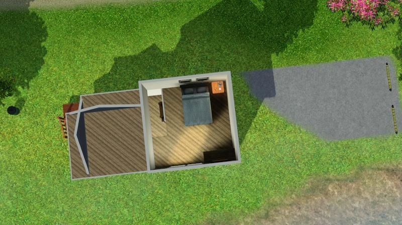 Tiny House Scree756