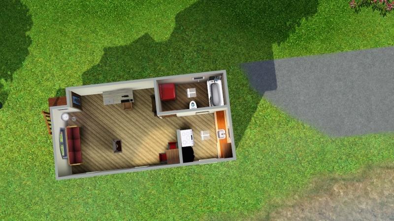 Tiny House Scree757