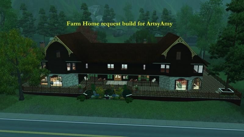 Farm House for ArtsyAmy and Pomona Ranch  Screen73