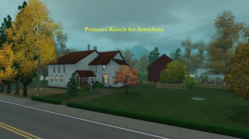 Farm House for ArtsyAmy and Pomona Ranch  Screen74