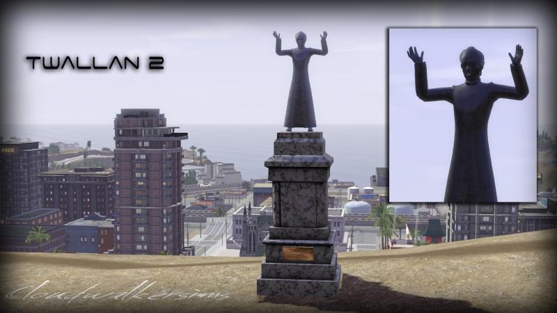 Twallan Statues Twalla11