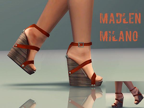 Madlen Milano Shoes W-600h21