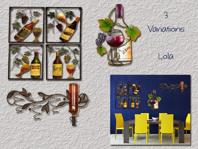 Wine Wall Art by Lola Wine_m10