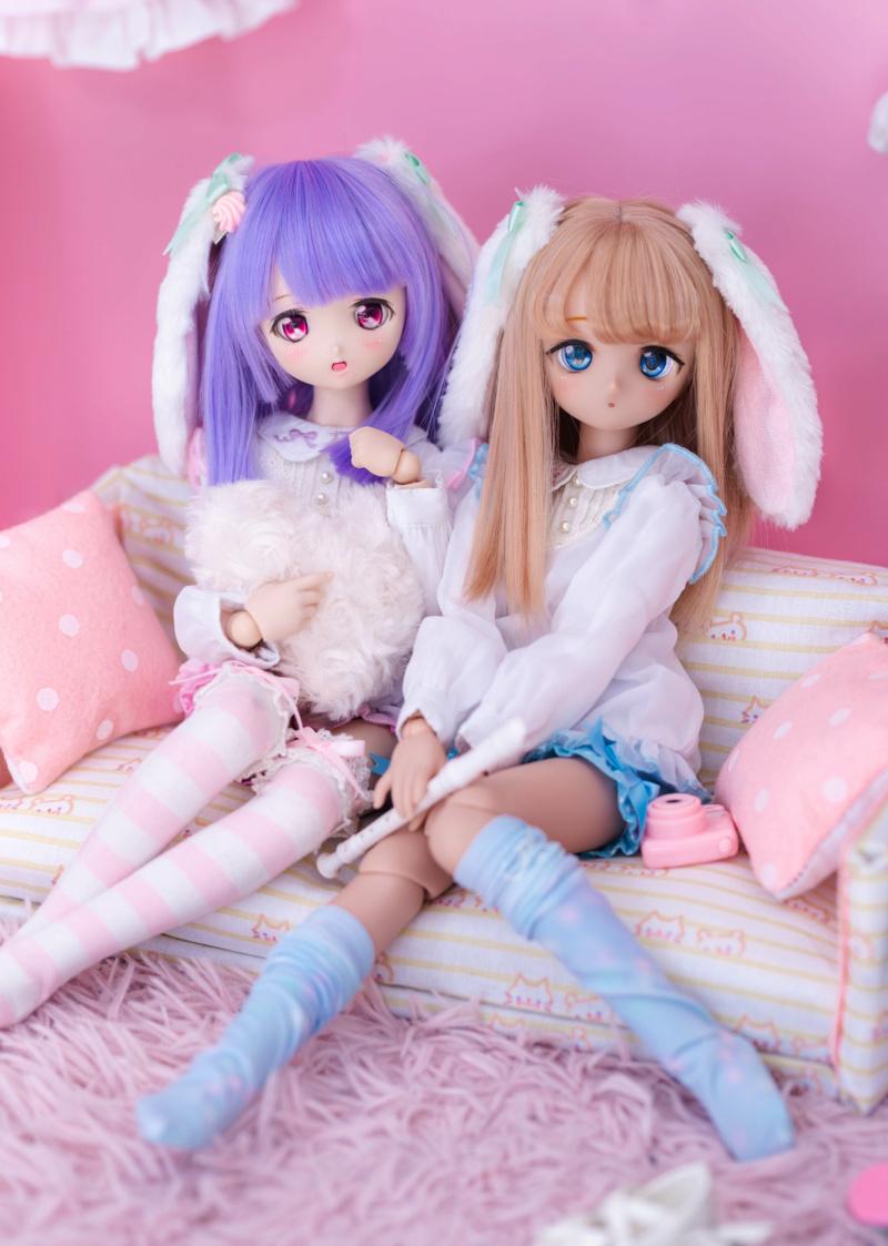 [Comparaison] Tan skin Dollfie Dream - Dollfie Icon - Angel Philia - Smart Doll 1d53cb10