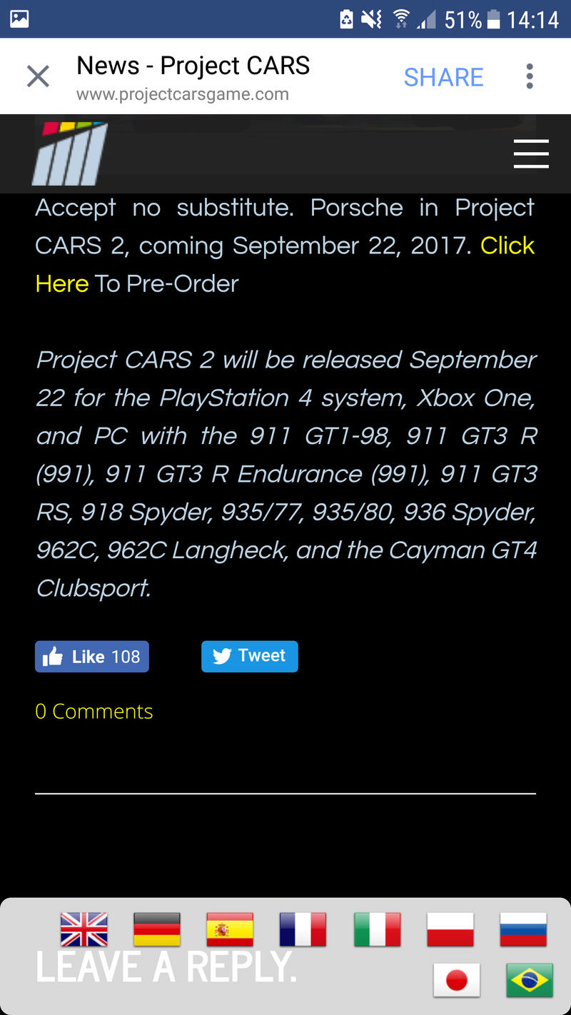 Project Cars 2 Screen11