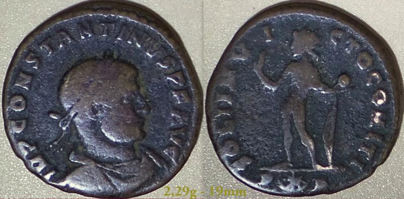Les Constantins Ier et Constantins II de Rayban35 - Page 2 Charge20