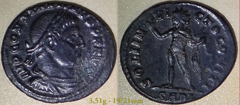 Les Constantins Ier et Constantins II de Rayban35 - Page 2 Charge41