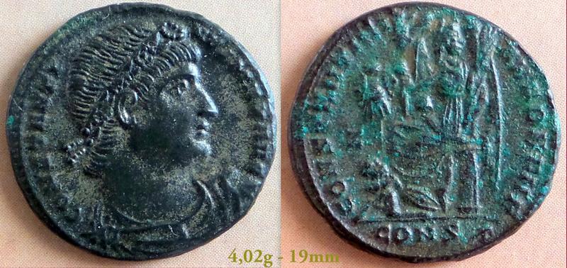Les Constantins Ier et Constantins II de Rayban35 - Page 2 Charge76