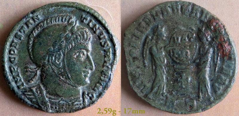 Les Constantins Ier et Constantins II de Rayban35 - Page 2 Charge92