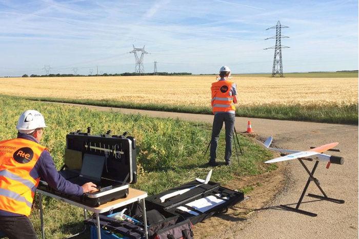 1er vol de 50 km en France pour un drone civil opéré par RTE  Ca avance dans le domaine des multirotors! Aaaa_c10
