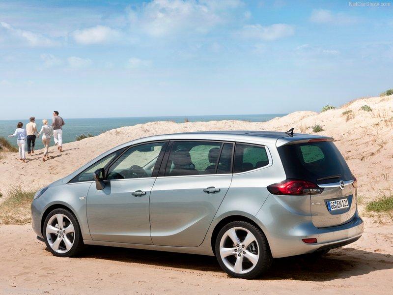[Zafira Tourer] 2011-201? Opel-z11