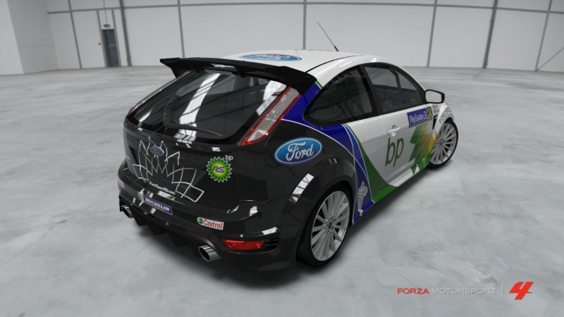 Ford - Focus RS '09 - Team Bp Ultimate Ford_f21