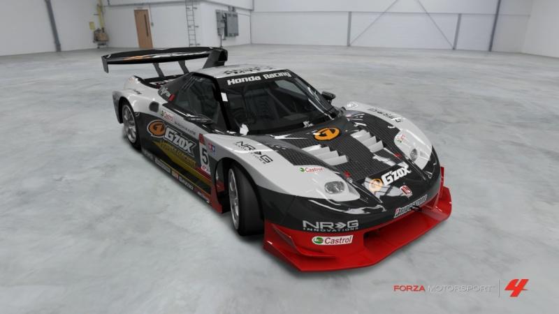 Honda - Takata Dome NSX '05 - Team G'Zox Honda_13