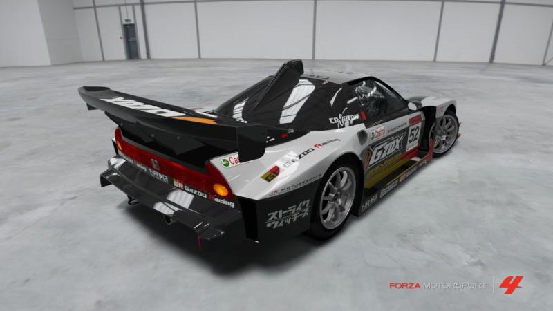 Honda - Takata Dome NSX '05 - Team G'Zox Honda_15