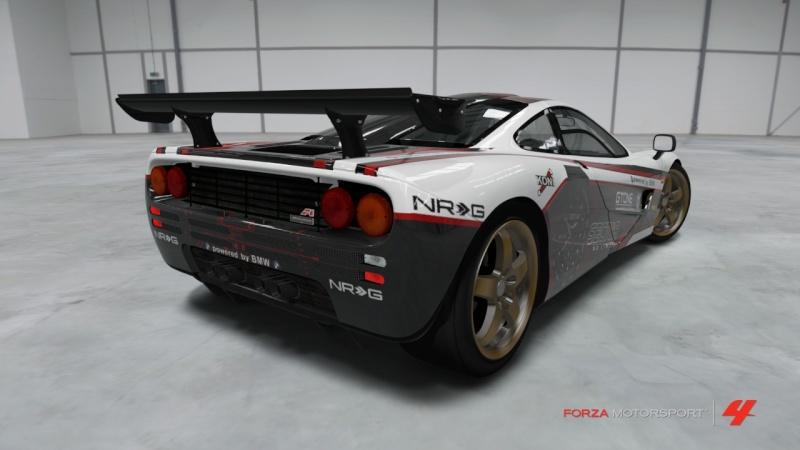 McLaren - F1 '93 - Team Sector Chrono Mclare12