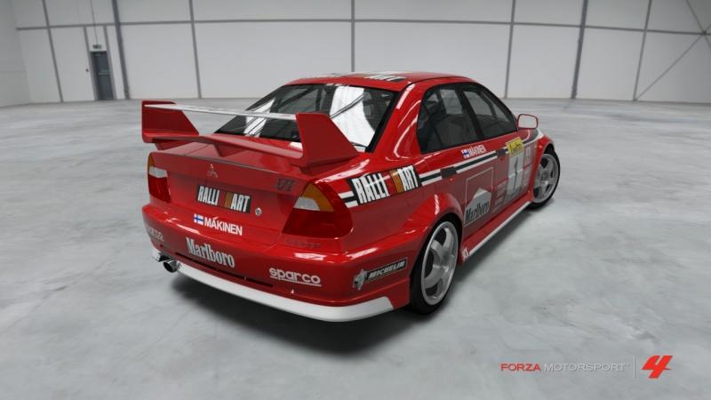 Mitsubishi - Lancer Evo VI GSR '99 - Tommy Makinen Edition Mitsub12