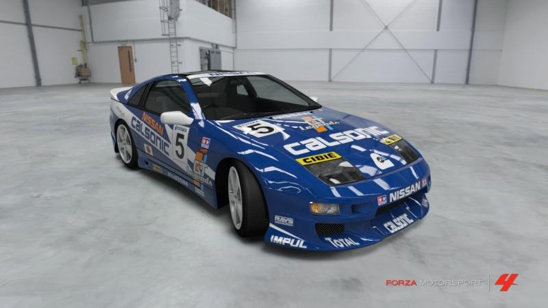 Nissan - Fairlady Z Version S Twin Turbo '94 - Team Calsonic Nissan37
